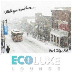 Ecoluxe lounge