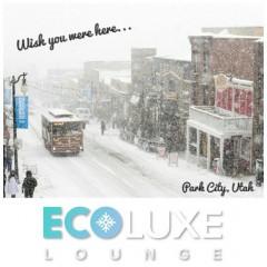 Ecoluxe lounge
