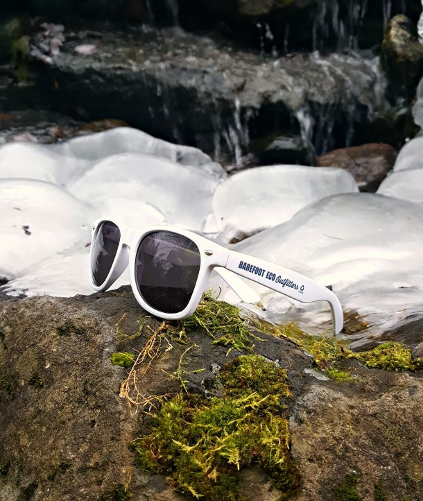 Barefoot Eco Outfitters Logo Recycled Sunglasses