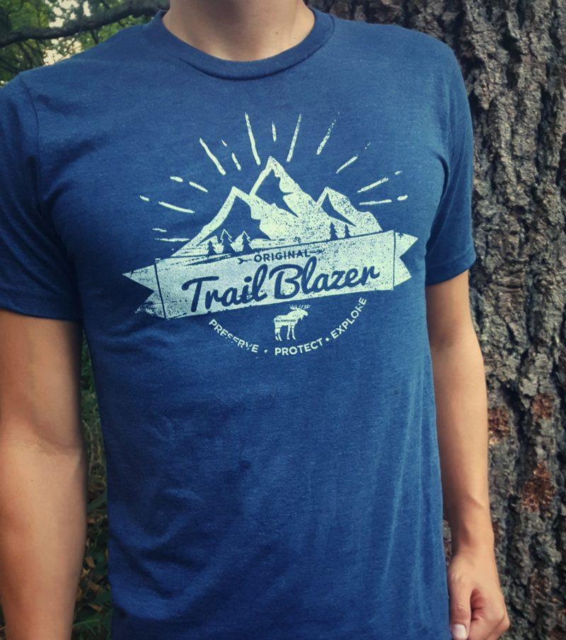 Trail Blazer Tee