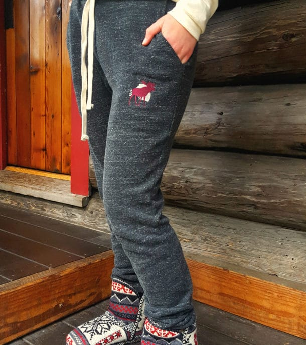 Red Moose Unisex Eco Tri-Blend Joggers