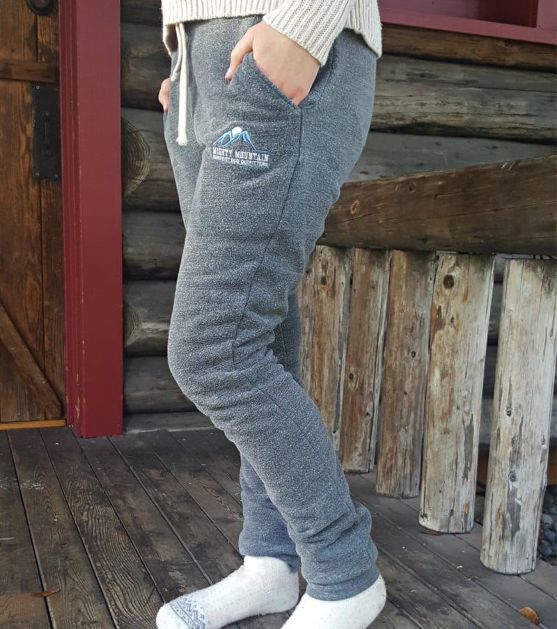 Mighty Mountain Unisex Eco TriBlend Joggers
