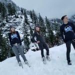 Ski Trio