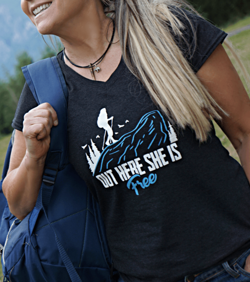Out Here She is Free Shop Page