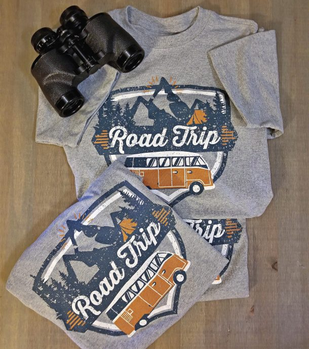 Road Trip Adult/Youth Tees