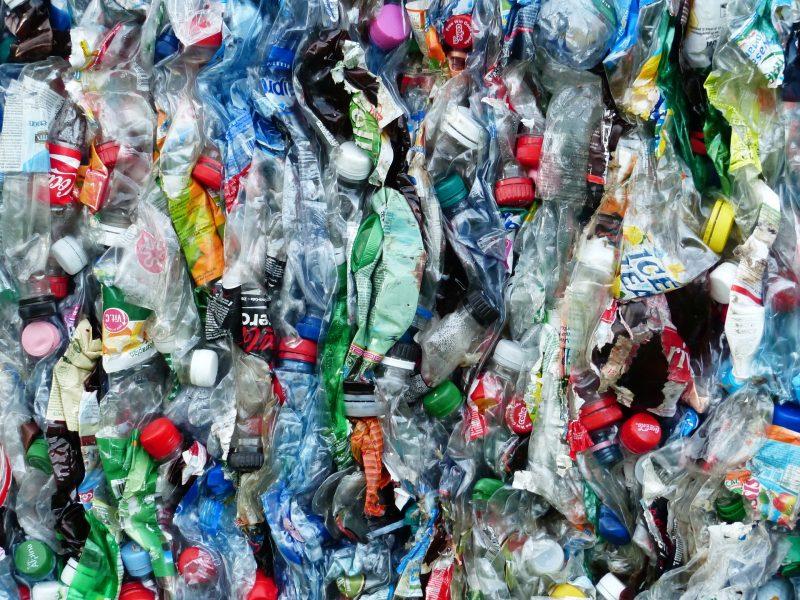 Plastic Bottles Hans Braxmeier Pixabay