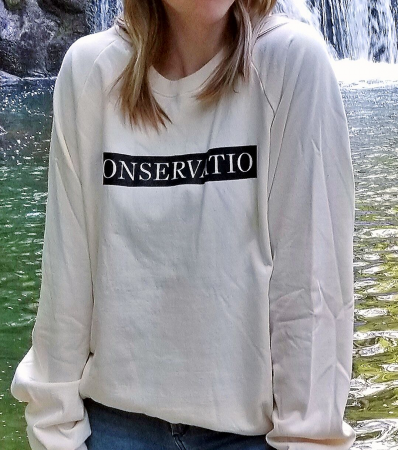 Conservatio Sweatshirt