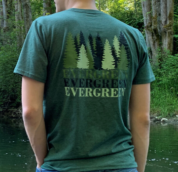 Evergreen Tee Home Page