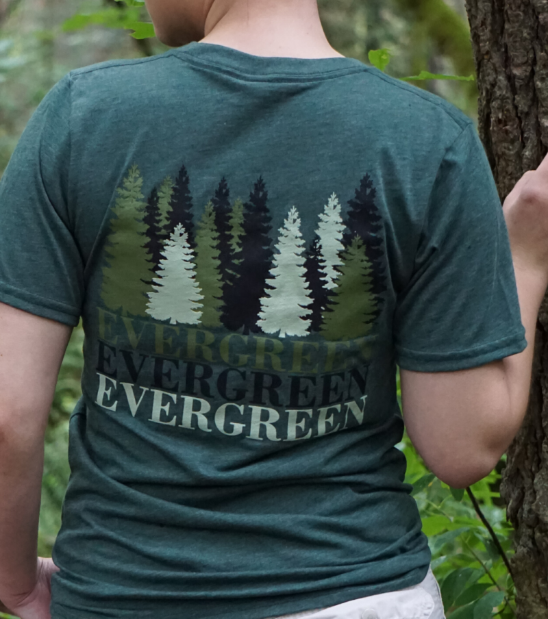 Evergreen Tee Shop Image
