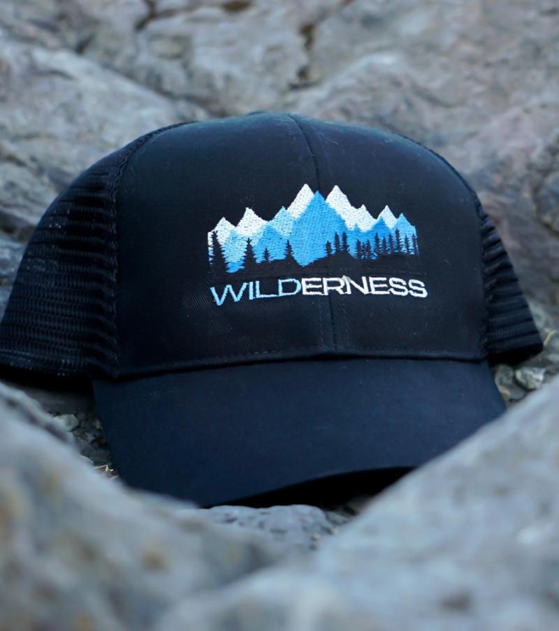Wilderness Trucker's Cap Shop Image