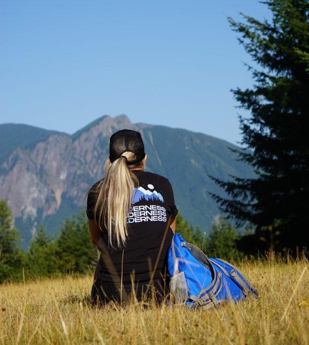 Wilderness Tee & Cap
